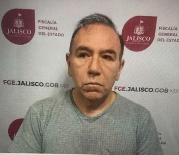Detienen a ex secretario de Salud de Oaxaca, Germán Tenorio