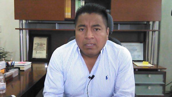 Obras del ayuntamiento las realizarán empresas locales: Presidente