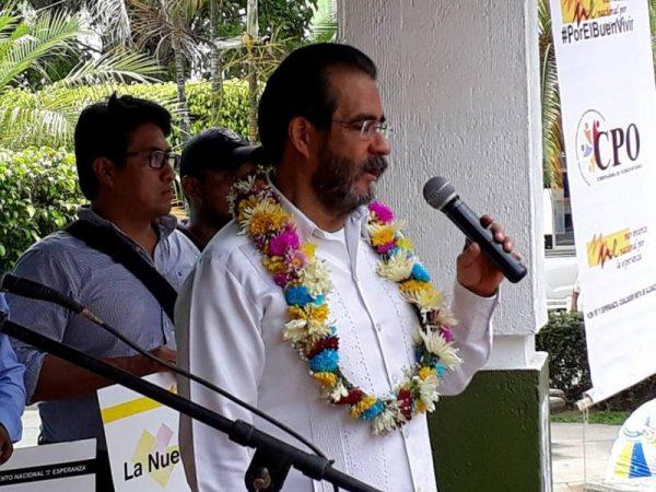Error de AMLO dividir a las izquierdas, solo beneficia al PRI: René Bejarano