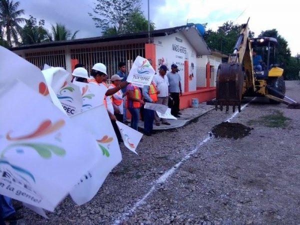 Presenta edil de Tuxtepec 45 MDP en proyectos a gobierno del estado
