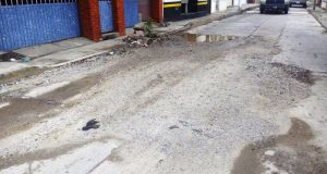 Asegura Dávila que recurso para calle Rayón ya fue etiquetado