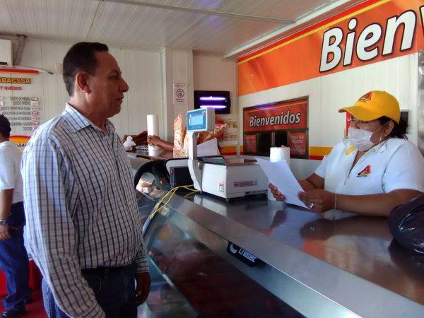 Inicia PROFECO Tuxtepec entrega de exhortos a comercios