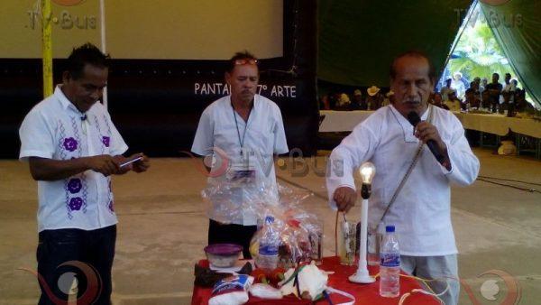 "Realizan ""Primer Foro Regional de Medicina Tradicional"" en Jalapa de Díaz"