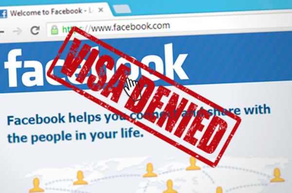 Tu actividad en redes sociales podría hacer que EU te niegue la visa