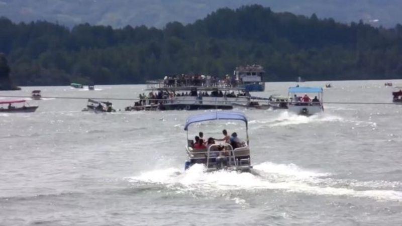 Hallan última víctima de naufragio de barco turístico en Colombia
