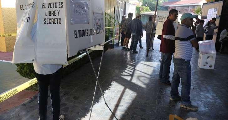 Pide López Obrador 'casilla por casilla' en Edomex