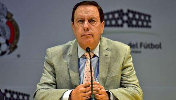 Arturo Brizio, nuevo presidente de la Comisión de Árbitros