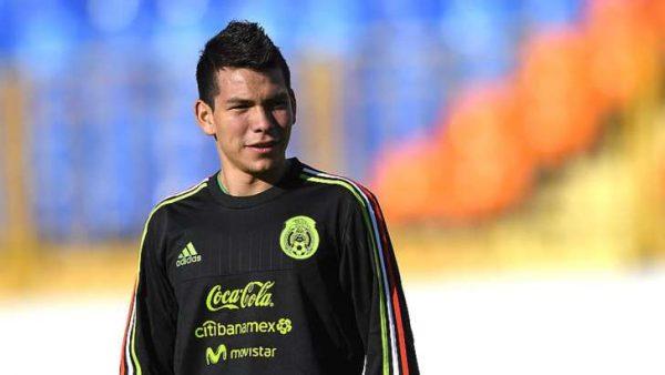 Hirving Lozano firmó contrato con el PSV hasta el 2023