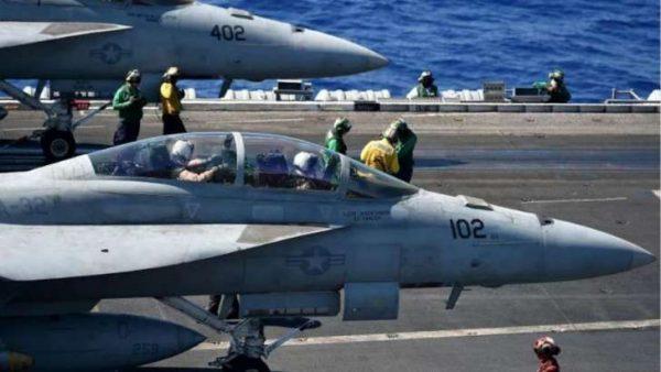 EU derriba dron de las fuerzas a favor del gobierno de Siria