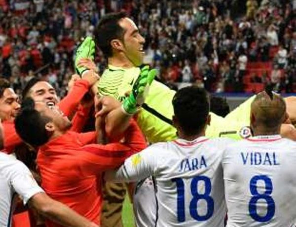 Bravo coloca a Chile en la final de la Copa Confederaciones