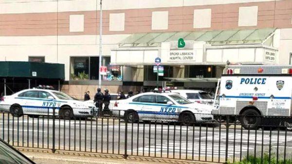 Tiroteo en hospital de Nueva York: un médico muerto y otros seis heridos
