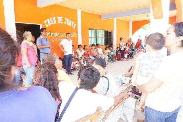 Se solidariza Carol con familias de Salina Cruz afectadas por tormentas y explosiones en refinería de PEMEX