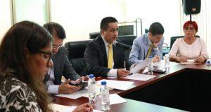 """""""Revisaremos con responsabilidad proyecto del Plan Estatal de Desarrollo"""": diputado Toribio López"""