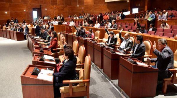 Acuerda Congreso lineamientos para candidatos a  fiscales anticorrupción y contra delitos electorales