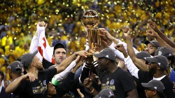 Warrios de Golden State, campeones de la NBA