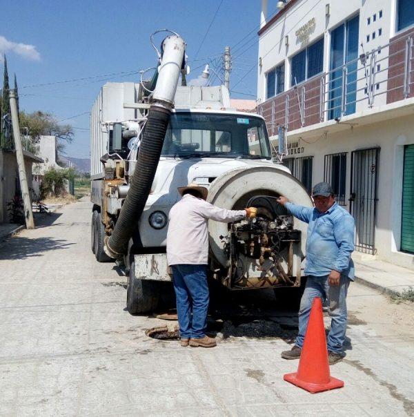 Ayuntamiento busca obtener recursos para solucionar problemas de drenaje en Tuxtepec