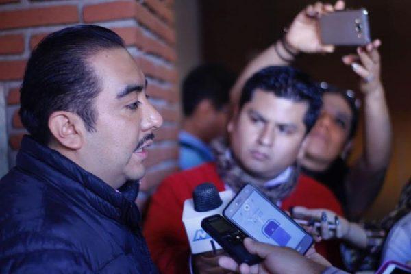 """""""Inadmisible espionaje de Gobierno Federal"""": diputado Horacio Antonio"""