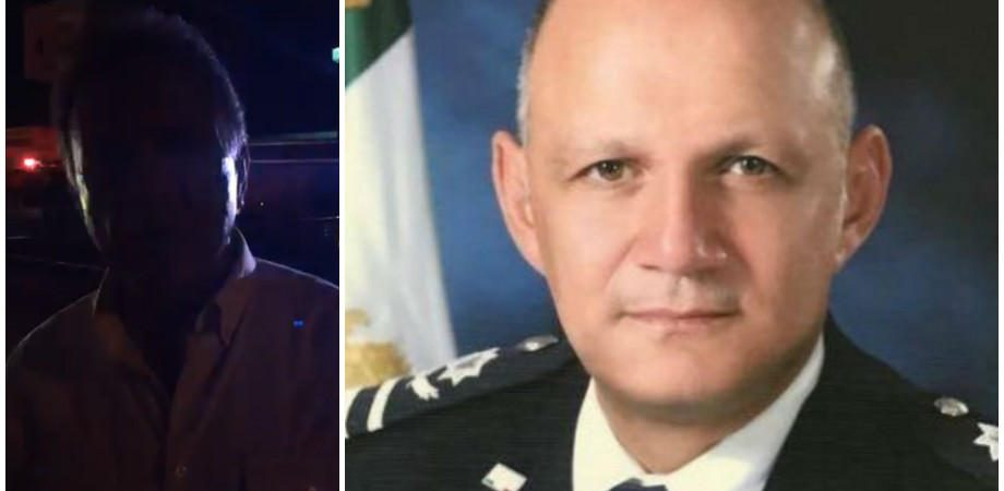 Asesinan al coordinador de la Policía Federal en Veracruz