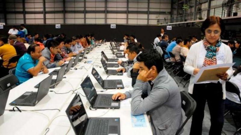 Son mil 277 docentes los pendientes por evaluarse en Oaxaca