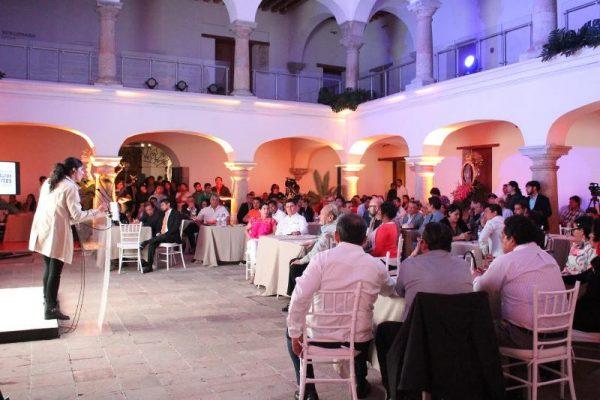 Exitoso Primer Encuentro de Empresarios, Productoras y Cineastas: Seculta