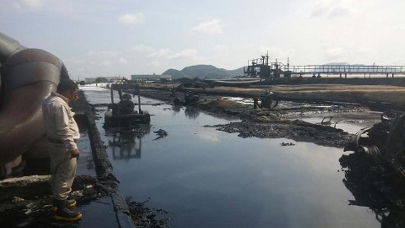 Corrupción, ordeña y muerte en la refinería de Salina Cruz