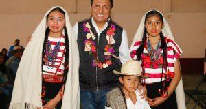 Impulsa el Congreso de Oaxaca el desarrollo de los pueblos Mixtecos: Dip. Samuel Gurrión