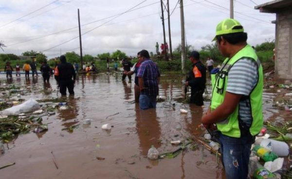 Cinco muertos por #Beatriz en Oaxaca