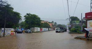 37 refugios habilitados en Oaxaca por #Calvin