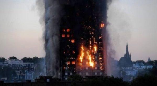 Al menos 6 muertos y 50 heridos por incendio en Londres
