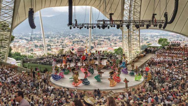 Celebrará Oaxaca en julio la edición 85 de la Guelaguetza