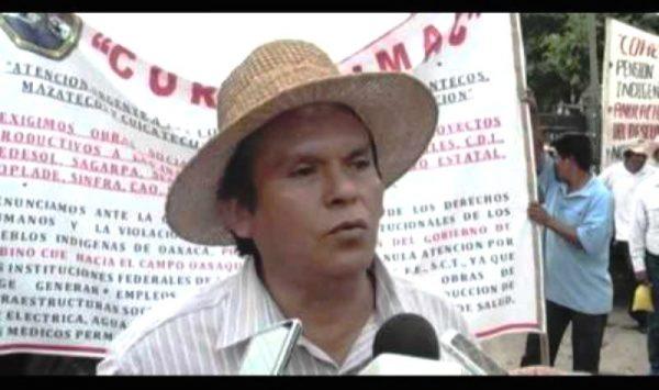 Afirma Líder de CORECHIMAC, que INTEGRA realiza lavado de dinero en más de 100 municipios