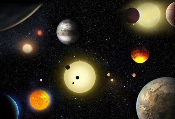 La NASA descubre 10 planetas que podrían ser habitables