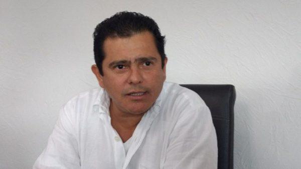 El simpatizante de MORENA, Eduardo Ximénez, llamó a la unidad al interior