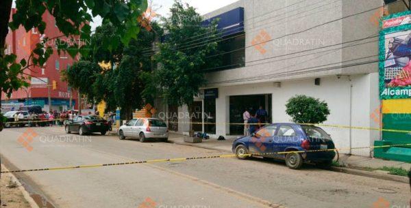 Detienen a 4 hombres y una mujer por asalto y homicidio en Oaxaca