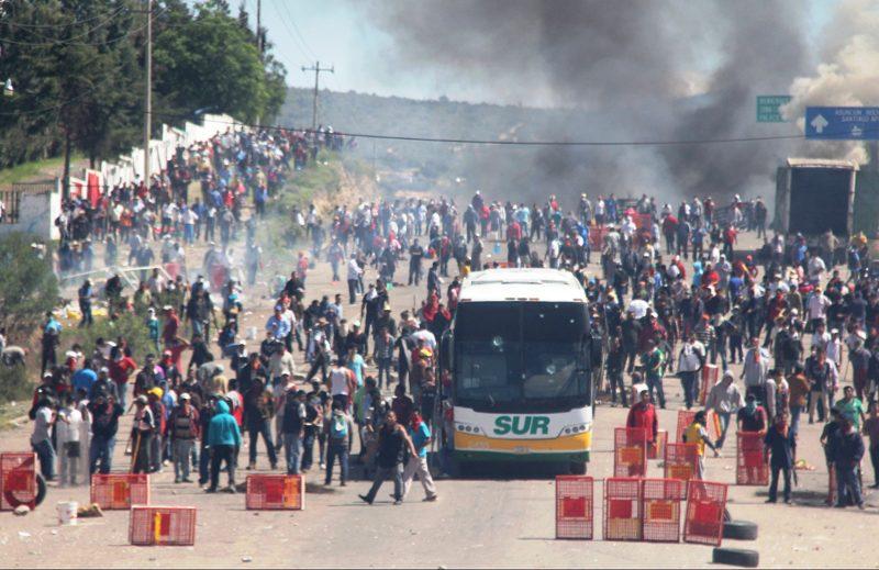 Pide edil de Nochixtlán cordura durante aniversario del enfrentamiento entre policías y la CNTE