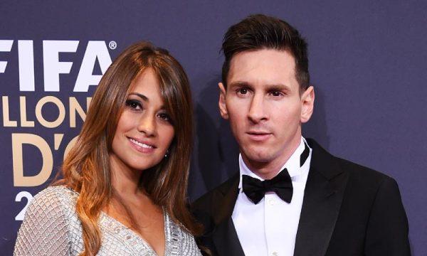Todo listo para la boda de Messi y Antonella
