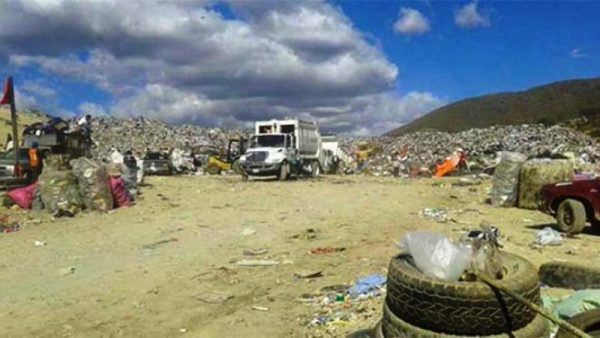 Desastre ambiental en Zaachila; omisión e indiferencia oficial