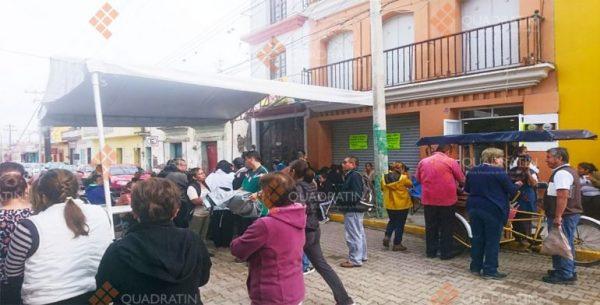 Cumple 10 días de paro, Jurisdicción Sanitaria de Oaxaca