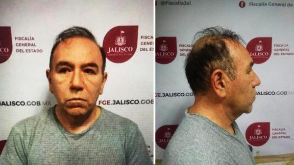 Dictan auto de formal prisión a Tenorio Vasconcelos
