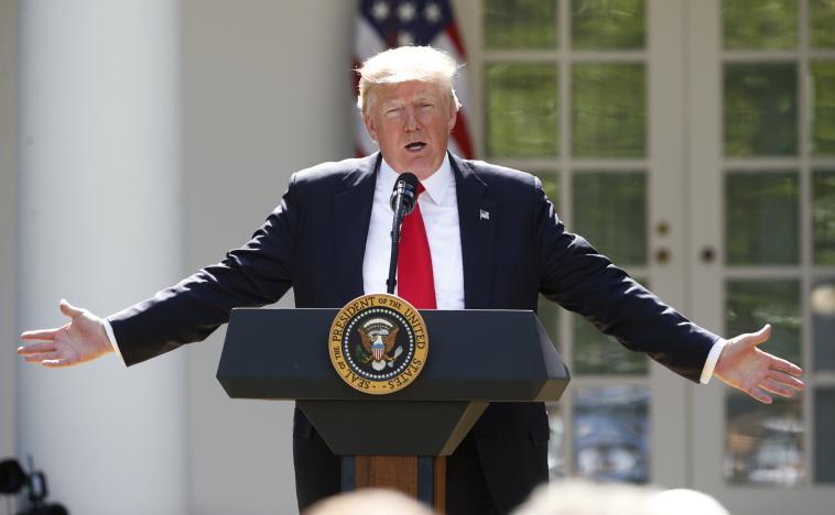 Trump buscará un segundo mandato