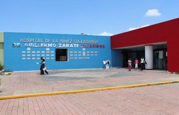 No llegan a Oaxaca medicamentos para quimioterapias de niños con cáncer