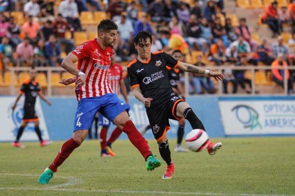 Alebrijes ganó con gol de último minuto