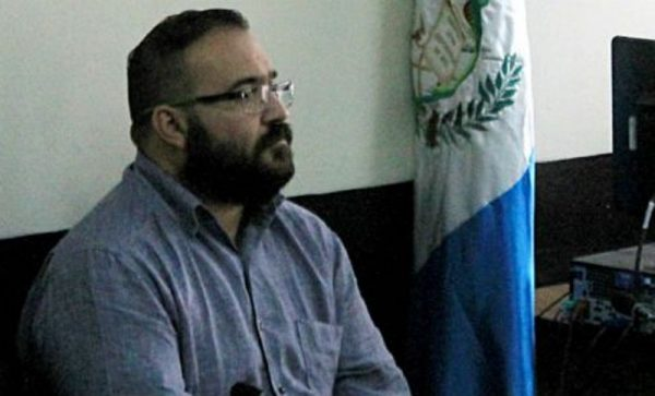 En cuestión de horas, regreso de Duarte a México