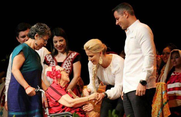 Nuevo reconocimiento a Paulina Solís Ocampo