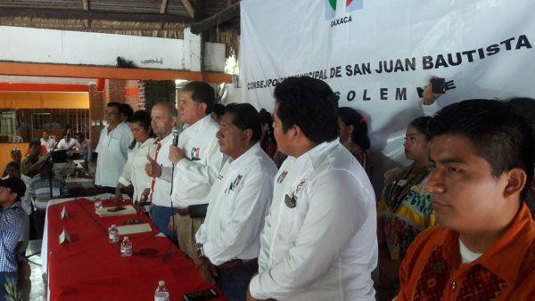 Nombran a ex regidor de Sacre como Presidente del Consejo Político Municipal del PRI