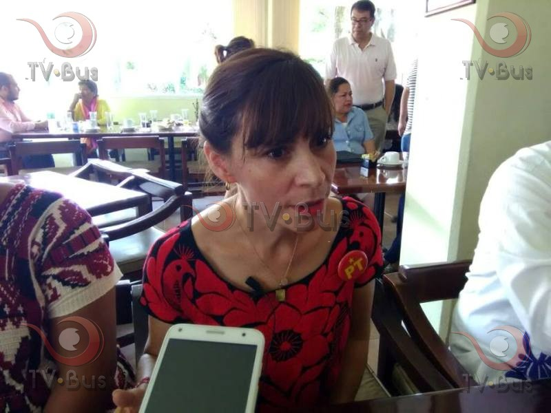Asegura esposa de BRM que foros de mujeres no son trampolín politico