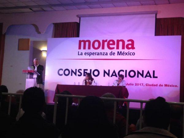 Aspirantes de Morena tienen dos meses para sacar candidato de unidad, sino a encuestas.
