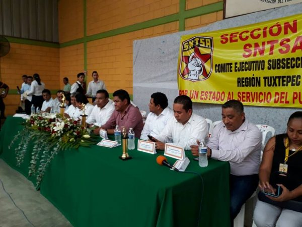 Toman protesta al Comité Sub Seccional del Sector Salud en la Cuenca