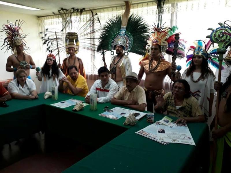 """Convocan a Jóvenes tuxtepecanos para incursionar en la puesta en escena """"El Rito de Tochtepec"""""""