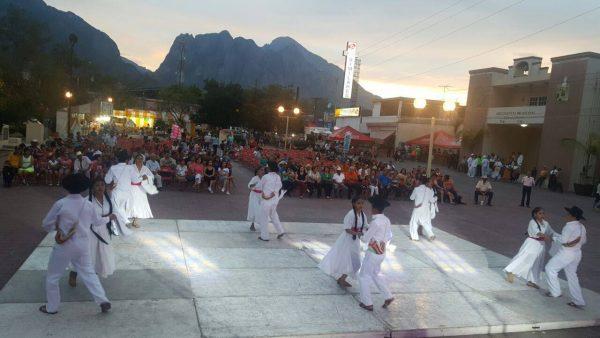 Delegación Jun-Gía de Valle Nacional lleva la Guelaguetza hasta Monterrey NL